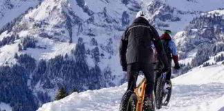 Radfahren im Winter? Warum nicht!