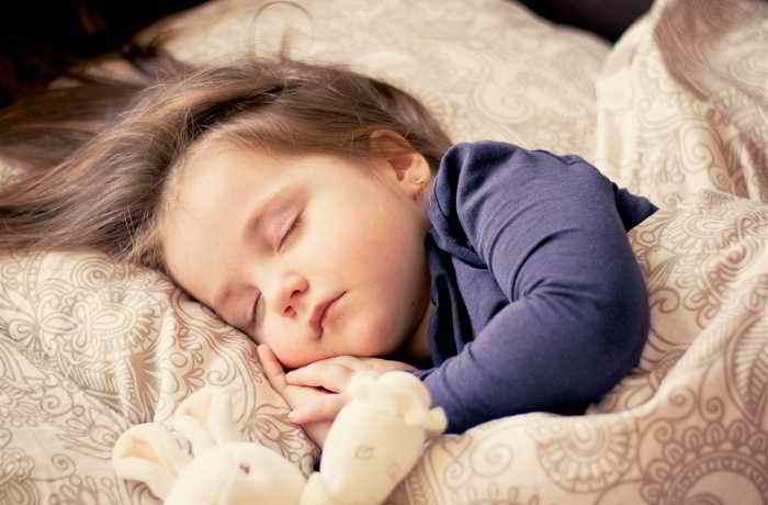 Schlaf Kindchen schlaf ...