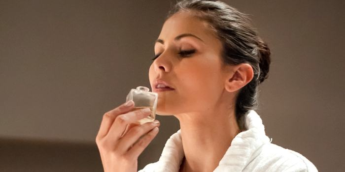 Aromatherapie entspannt