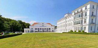MEDIAN Klinik Heiligendamm - Ein Erfahrungsbericht