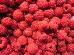 Früchte mit vielen Spurenelementen - die Beeren