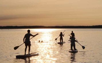 Trendsport SUP - Stand Up Paddeling