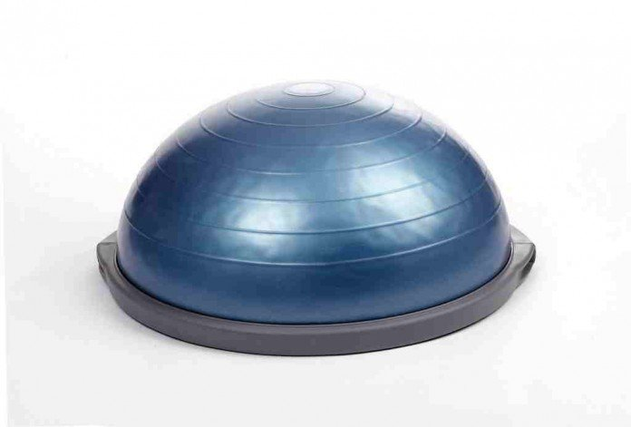 Bosu, fit in Balance Sportgerät.