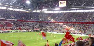 Tor für Fortuna Düsseldorf