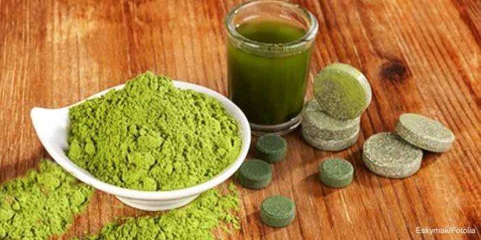 Spirulina-Algen stärken das Immunsystem