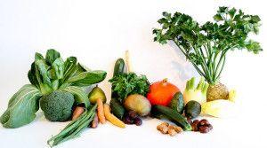 Gemüse - Fatburner die den Fettstoffwechel anregen