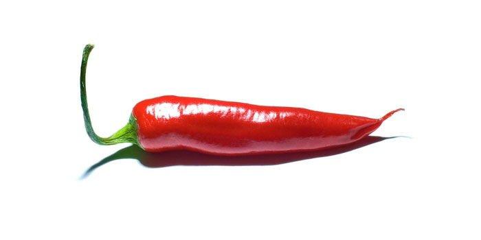Selbstgemachtes Chiliöl für die Küche und gegen Verspannungen