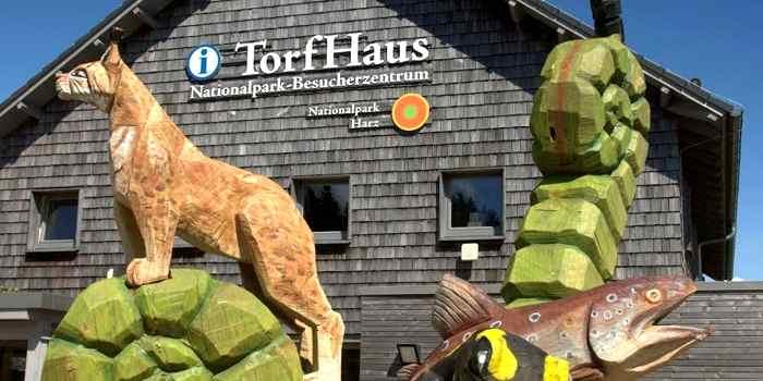 Torfhaus im Harz