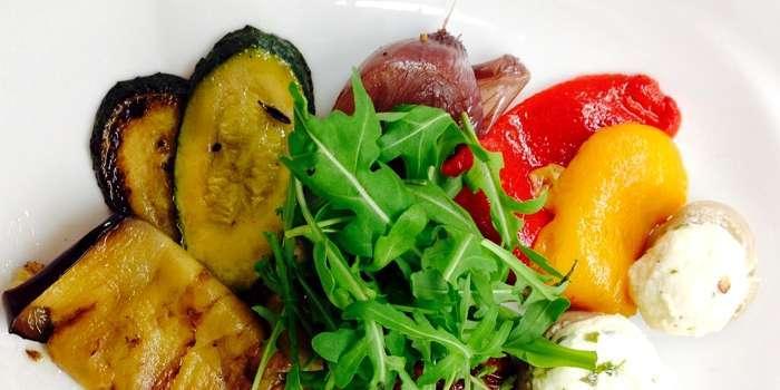 aktiv gesund leben vegetarische Antipasti 1