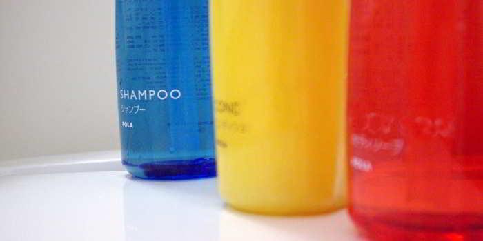 Haarshampoo macht dick
