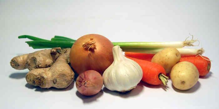 Antibiotika in Obst und Gemüse