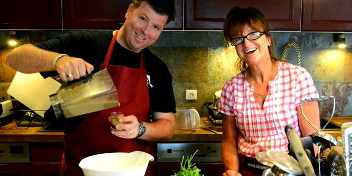 Selber kochen macht Spaß undspart Kalorien