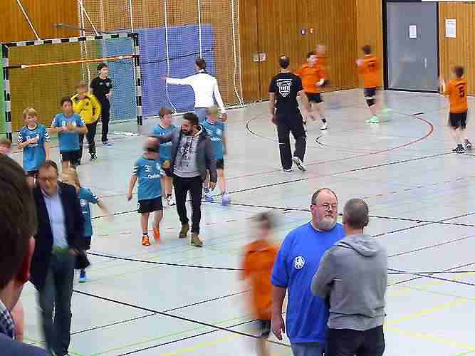 Niederlage der Handball-D2-Jugend beim ART Düsseldorf