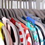 Den Kleiderschrank aufräumen