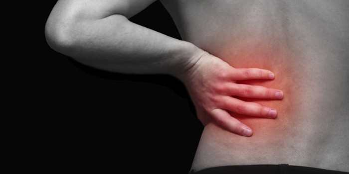 Volkskrankheit Rückenschmerzen
