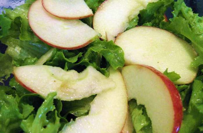 Äpfel helfen beim Abnehmen