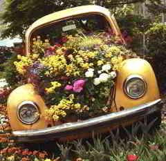 Kreative Frühlingsdeko