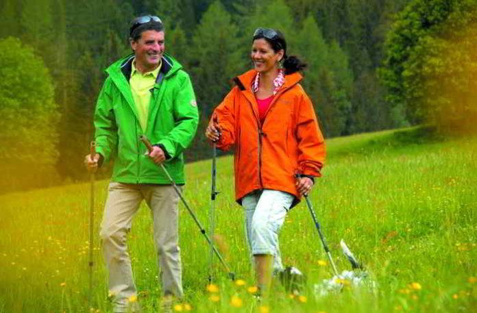 Mit Nordic Walking fit durch das ganze Jahr
