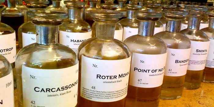 Das eigene Parfum herstellen