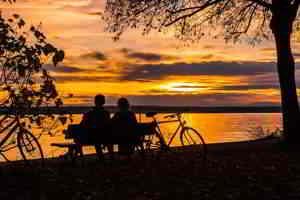 Mit dem Fahrrad neue Landschaften entdecken