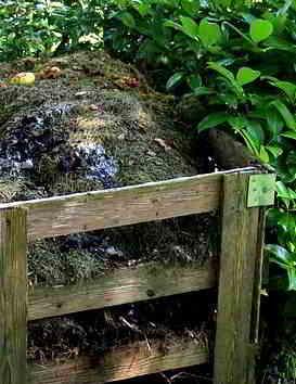 Kompost für den Garten