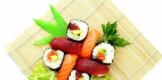 Sushi frisch und kalorienarm selber zubereiten