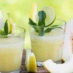 Absolut erfrischen - ein Smoothie aus Melonen