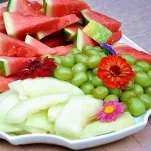 Melonen - saftig, erfrischend und kalorienarm