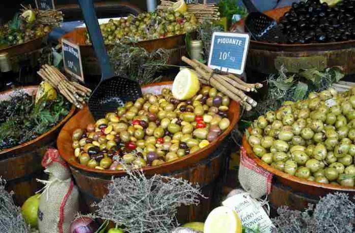 Oliven selber einlegen und marinieren