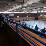 Sporthalle am Europaring in Ratingen