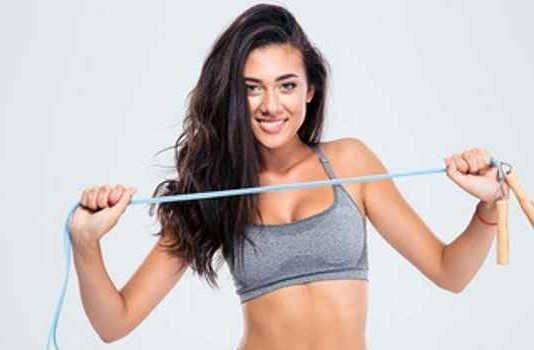 Seilspringen - macht fit und eine gute Figur