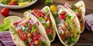 Selbst gemachte Tacos, Teil1 - der Teigfladen