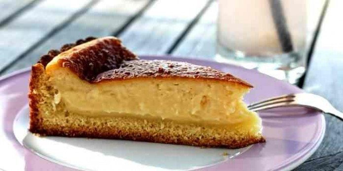 Käsekuchen - vegan, glutenfrei und richtig lecker