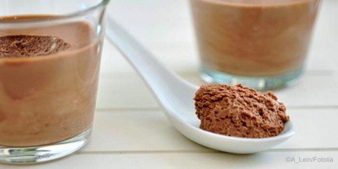 Vegane Mousse au Chocolat - mit gesundem Suchtfaktor