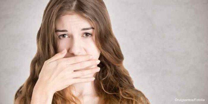 Mundgeruch muss nicht sein - Möglichkeiten der Eigentherapie