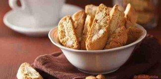 Vegane Cantuccini - den italienischen Klassiker selber backen