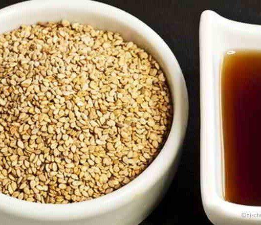Sesamöl, gesund in der Küche und als natürliche Kosmetik