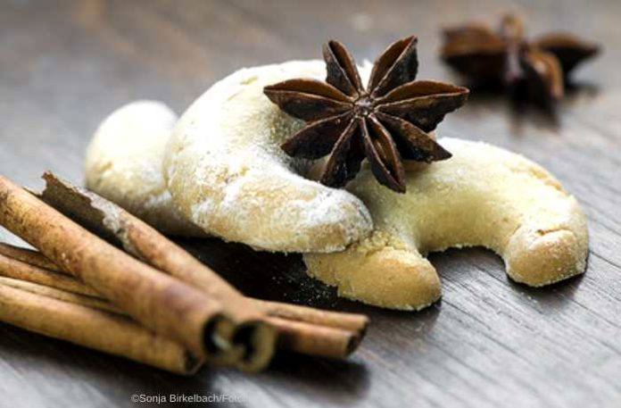 Vegane Vanillekipferl backen - das Rezept