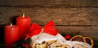 Veganen Christstollen backen