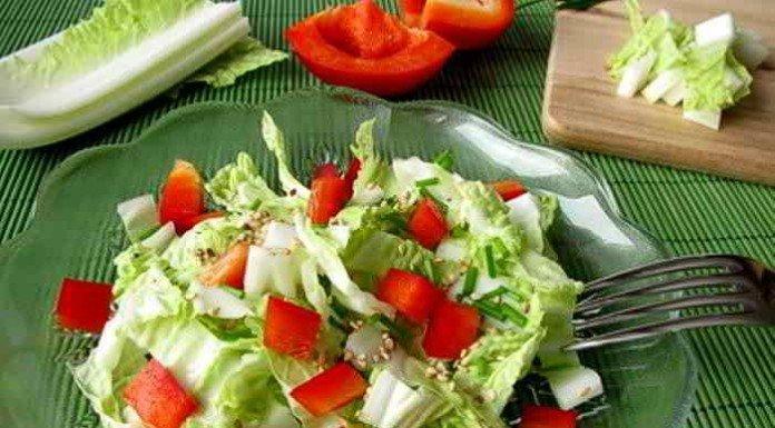 Chinakohl - der gesunde, vitaminreiche Diätbegleiter