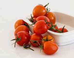 Auch Tomaten enthalten Kalium