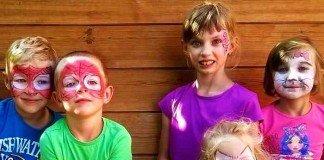 Kinderschminke ist oft stark belastet
