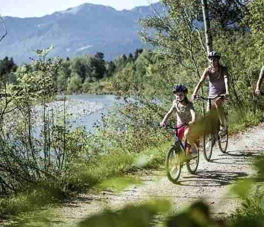 Mit dem Rad auf veganer Schmankerl-Tour in Bad Tölz