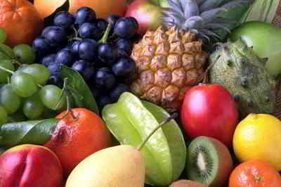 Gegen die Frühjahrsmüdigkeit hilft auch frisches Obst und Gemüse