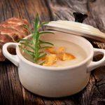 Topinambur, nussig im Geschmack und schlank auf der Waage