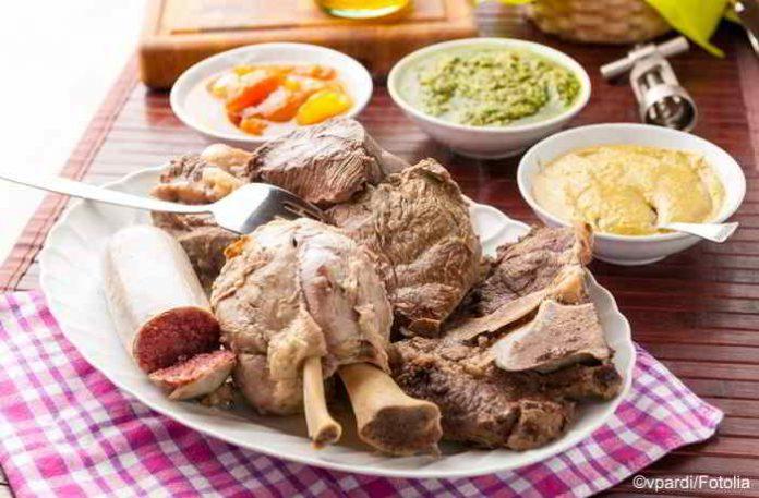 Ein Gruß aus der italienischen Alpen-Küche