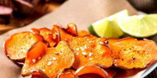 Gemüsechips - knusprig, gesund und selbst gemacht