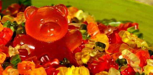 Gummibärchen selber machen - lecker, kalorienarm und vegan