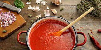 Ketchup und Tomatensaft - selbstgemacht, super lecker und gesund
