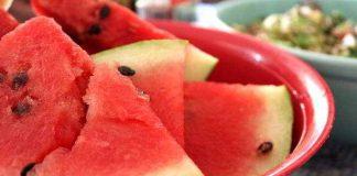 Wassermelonenkerne sind wertvoll